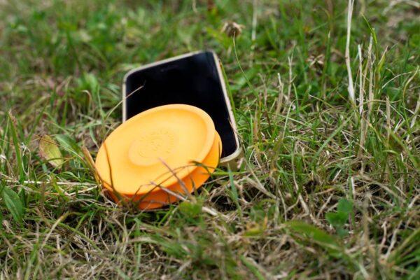 Mini-Frisbee on the go
